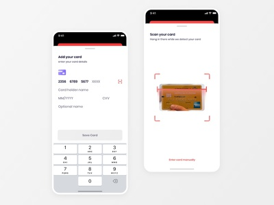 Add a card ui design liquor delivery app meat delivery grocery online iphone user experience ios interface design ux cards ui card design payment app payment method grocery ui add a card card