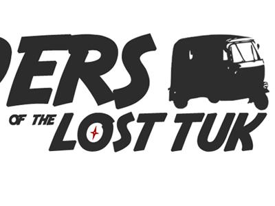 Raiders of the Lost Tuk Logo v1 logo