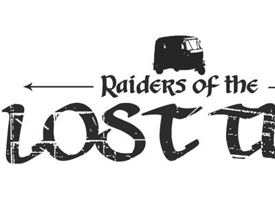 Raiders of the Lost Tuk Logo v2 logo