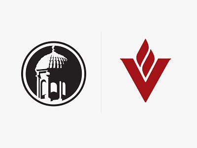 Valdosta State Academic Marks logo
