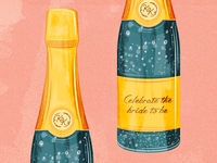 Pop a champagne bottle and celebrate!
