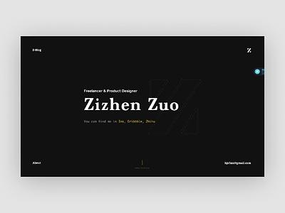 zuonx 4.0 coming soon zuonx blog design black web ui