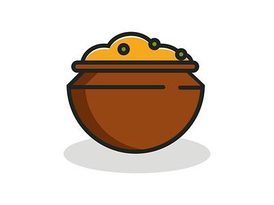 Biryani icon food icons illustrator