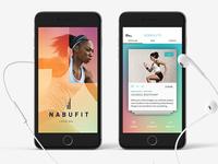 NABUFIT — iOS