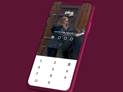 Pension App: Initial prototype