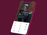 Pension App: Initial prototype
