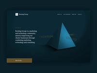 Bording Group: Website