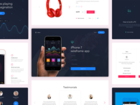 Odessa  | Responsive layouts & templates