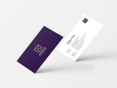 HORUS - Business Card
