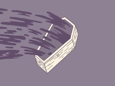 Pukin' Coffin