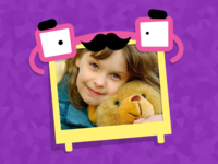 PlayKids Photo Gallery Frames