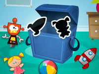 PlayKids Game - Shapes