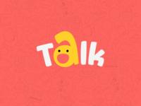 PlayKids Talk - Messenger for Kids | Logo