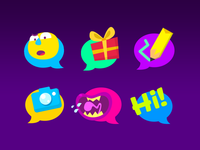 Playkids Talk icons - Appstore feature banner