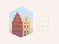 Stockholm - Gamlastan