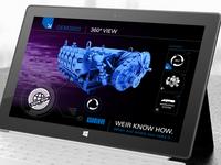Weir QEM360 Multimedia Sales Tool