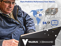 Valerus Command Advertisement