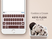 CookiesncreamKeyboard