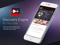 Discovery Engine for Youtube