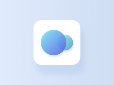 Bubble Dream - MacOS Big Sur icon user interface design branding design ios macos icon icon design icon macos big sur big sur