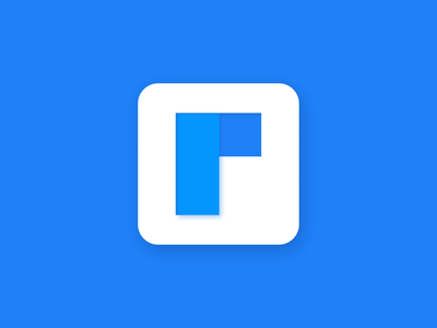 Logo app - Wind Scene ios icon app icon app ui logo