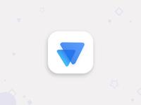 Media App Icon Design