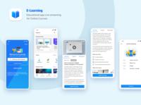 Learning App - Concept Design