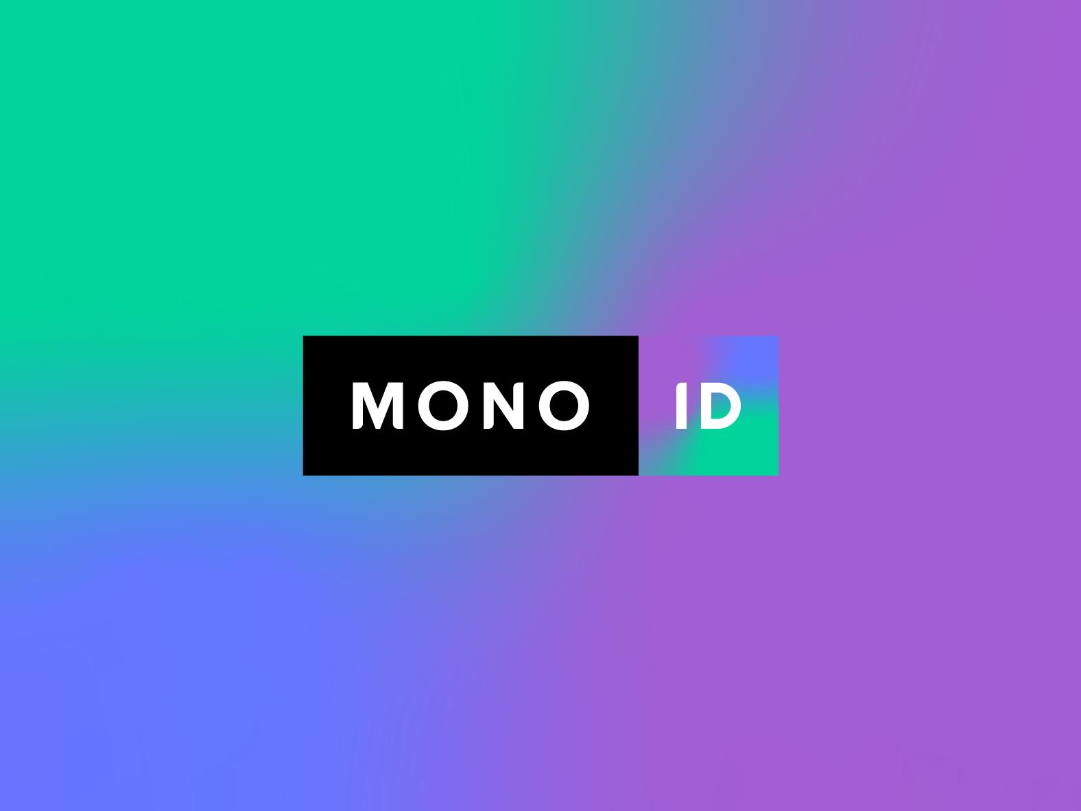 MONO ID — logo logo