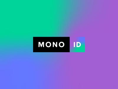 MONO ID — logo