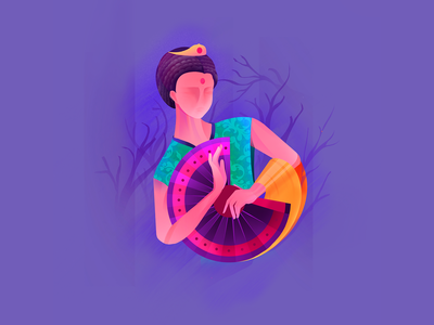 G typogaphy 36daysoftype character illustration