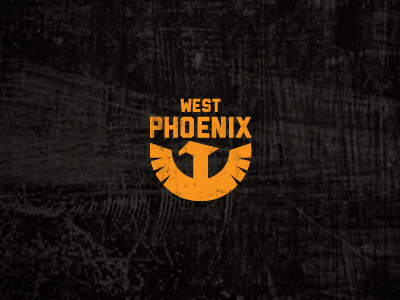 West Phoenix logo phoenix