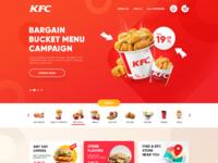Kfc redesign
