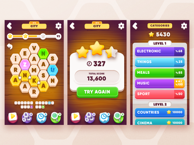 Word Game Design