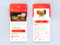 Yemeksepeti App Redesign