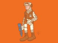 Star Wars: Hoth Rebel Trooper