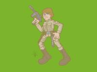 Star Wars: Luke Bespin Outfit