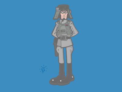 Star Wars: AT-AT commander