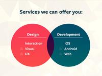 Service Bubbles