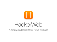 HackerWeb iOS 7 icon