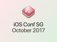 iOS Conf SG - logo proposal