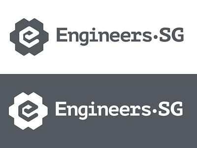 Engineer.SG logo proposal video meetup logo engineers singapore engineerssg
