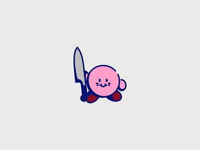 self portrait? funny icon funny vector meme vector meme retro game icon illustratin vector cute icon cute kirby icon kirby