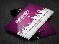 NightClub Business Card