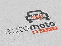 AutoMoto Parts Logo
