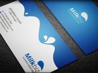Milk Biz Business Card