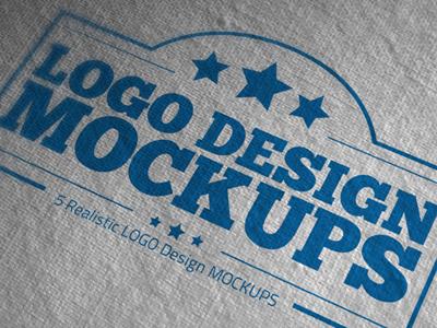 mock ups logo