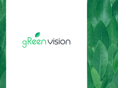 GreenVision Logotype