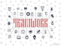 Teamwork - concept