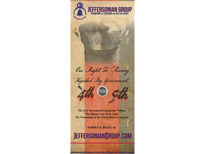 Conference Poster for Jeffersonian Group