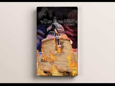 Illegitimate Book Cover: Front